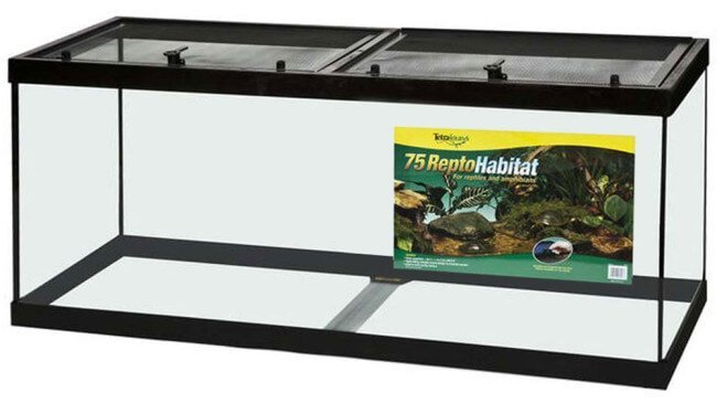 Tetra 75 Gallon Locking Reptile Vivarium Review Sts26923