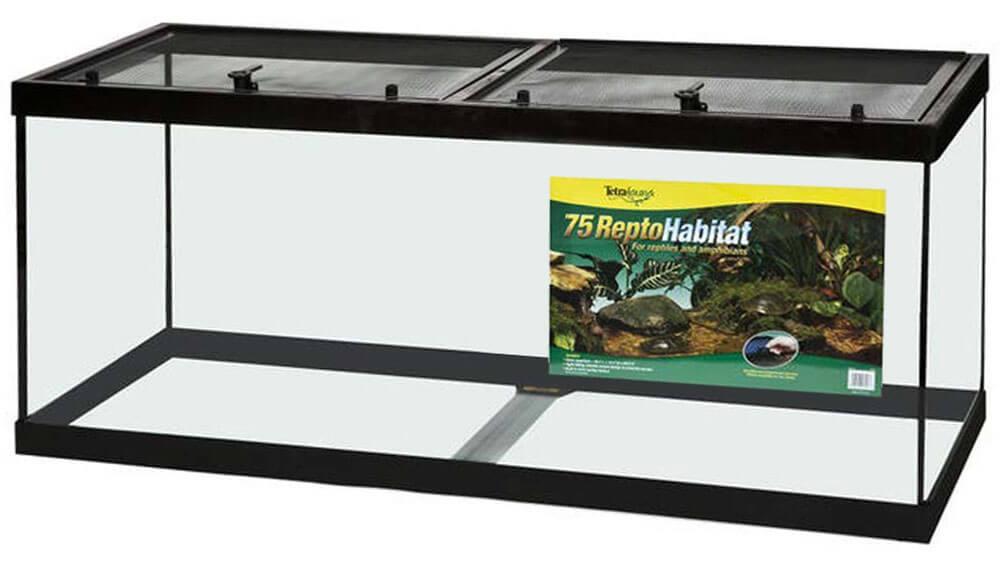 Tetra 75 Gallon Locking Reptile Vivarium Review Sts26923