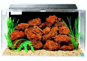 SeaClear System 2 50 Gallon Aquarium