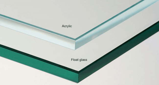 Aquarium materials glass vs acrylic myaquarium for Acrylic vs glass fish tank