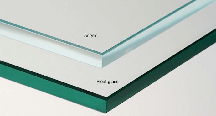 aquarium materials glass vs acrylic myaquarium. Black Bedroom Furniture Sets. Home Design Ideas