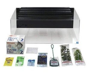 SeaClear 40 Gallon Junior Executive Tank
